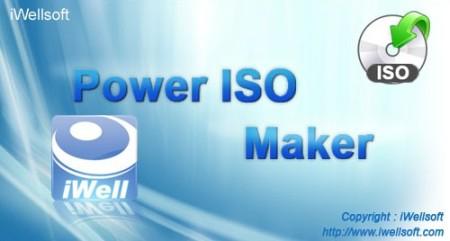 IWellsoft Power ISO Maker 1.7 Portable