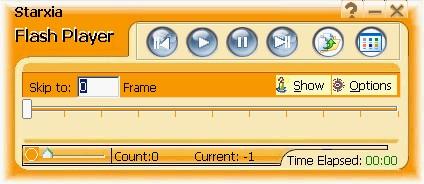 Starxia Flash Player 1.0.0.1 Portable