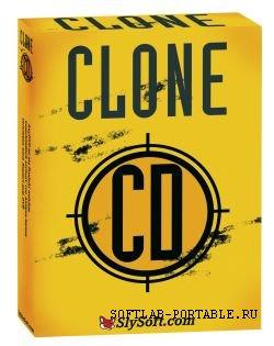 SlySoft CloneCD 5.3.1.4 Portable