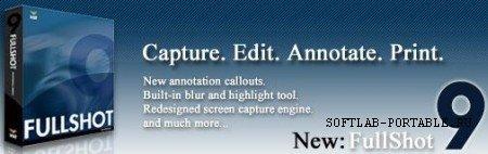 FullShot 9.5.1.8 Portable