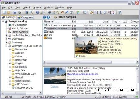 WhereIsIt! 3.97 Build 612 Portable