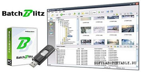 SunlitGreen BatchBlitz 3.4.0.2471 Portable