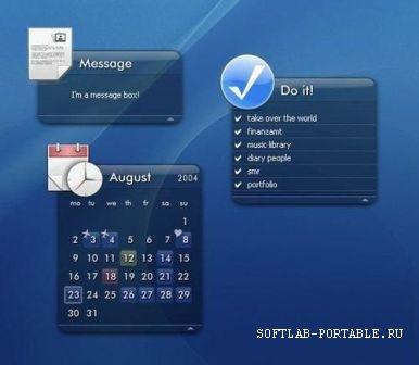 Rainlendar Lite 2.17.1 Portable