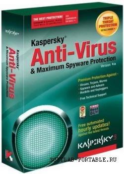 Kaspersky AntiVirus 2010 9.0.0.736 Portable