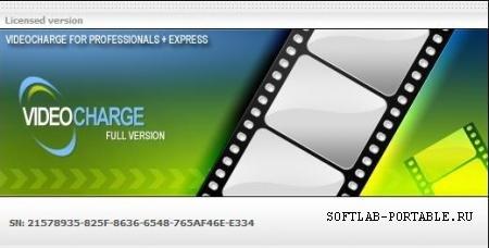 VideoCharge Studio 2.12.3.685 Portable