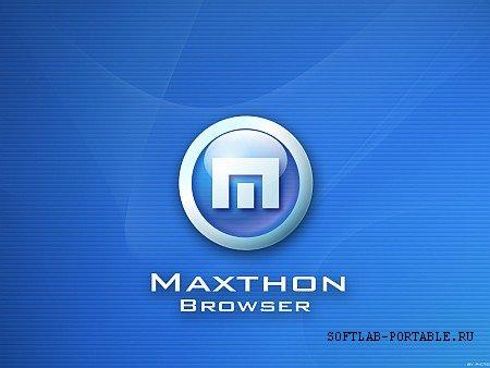 Maxthon 6.1.2.1000 Final Portable