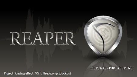 Reaper 6.30 Portable