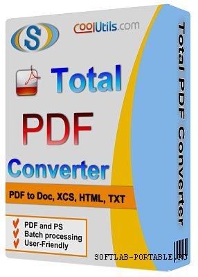 Coolutils Total PDF Converter 6.1.260 Portable