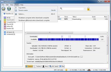 qBittorrent 4.3.4.1 Portable