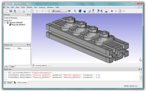 FreeCAD 0.19.1 Stable Portable