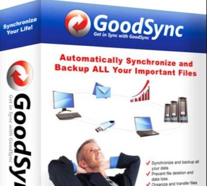 GoodSync Ent 11.7.8.8 Portable